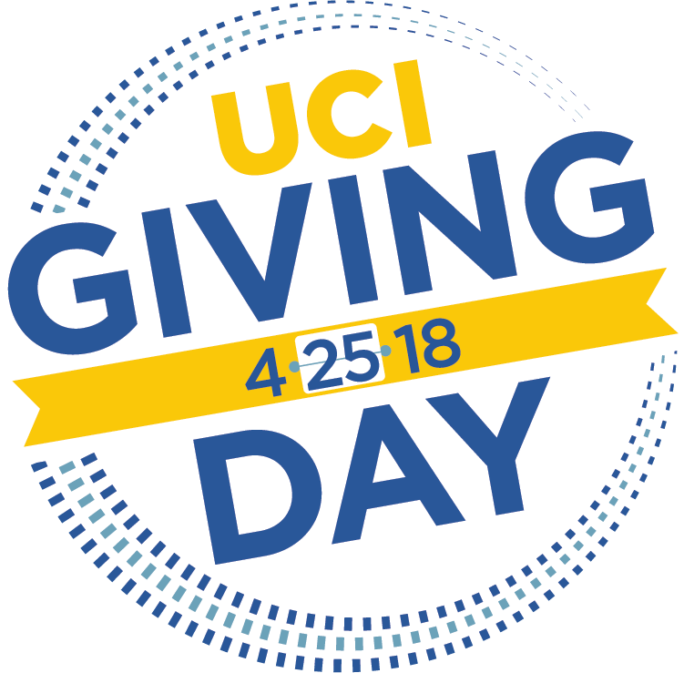 UCI Giving Day April 25