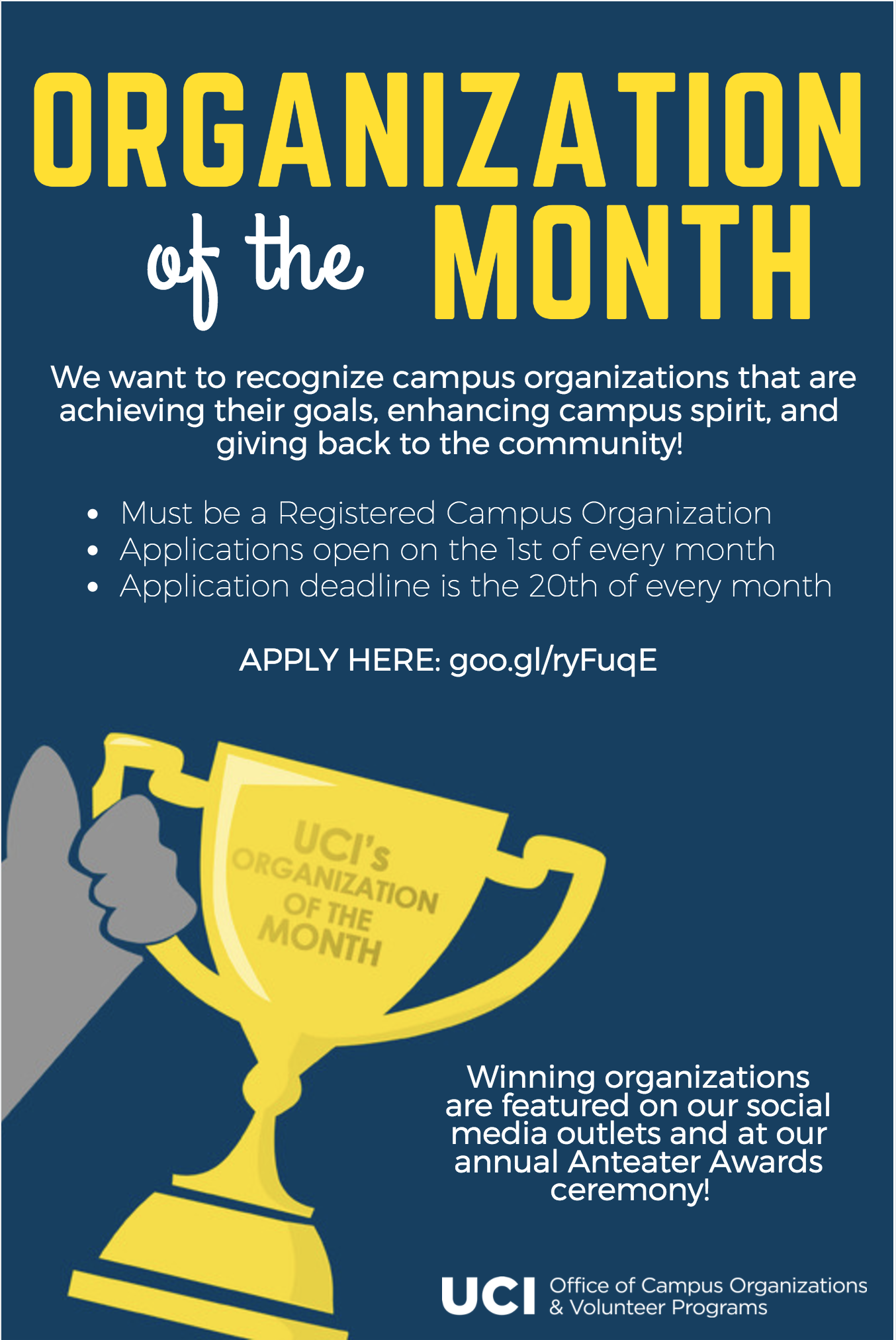 org of month