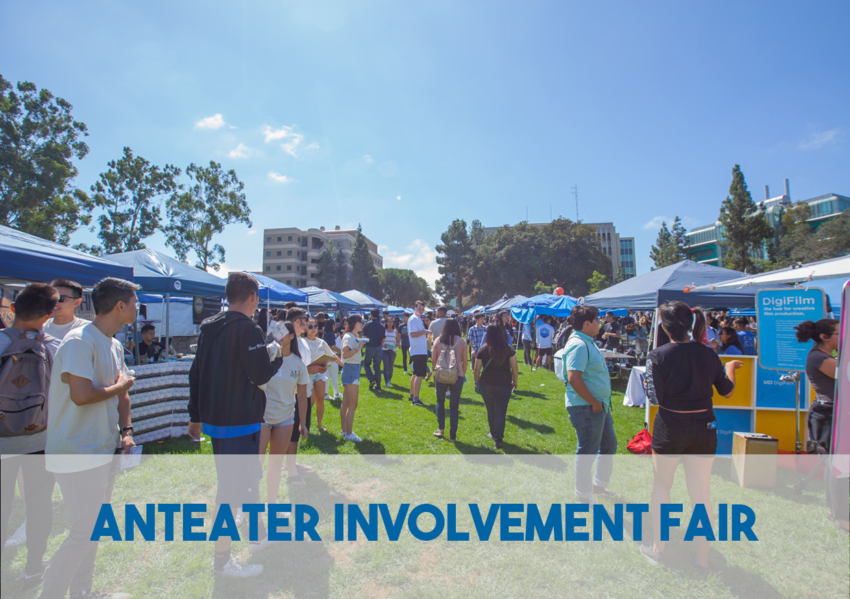 Anteater Involvement Fair